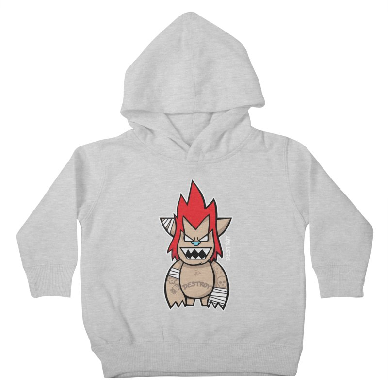 WARILLA (HARDCORE CLASSIC) Kids Toddler Pullover Hoody by SergAndDestroy's Artist Shop