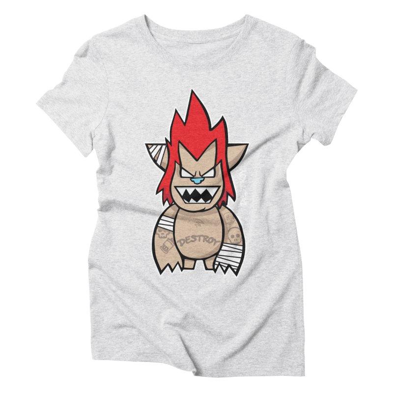 WARILLA (HARDCORE CLASSIC) Women's T-Shirt by SergAndDestroy's Artist Shop