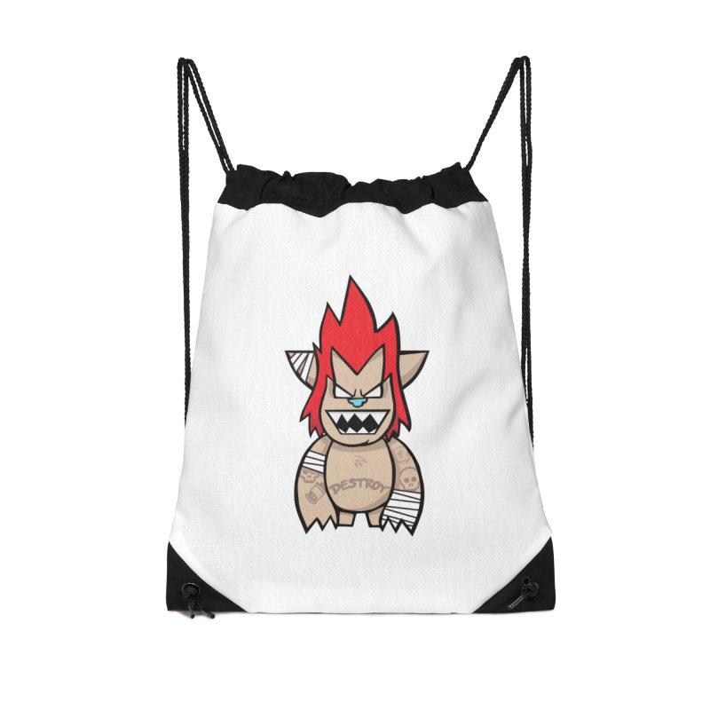 WARILLA (HARDCORE CLASSIC) Accessories Drawstring Bag Bag by SergAndDestroy's Artist Shop