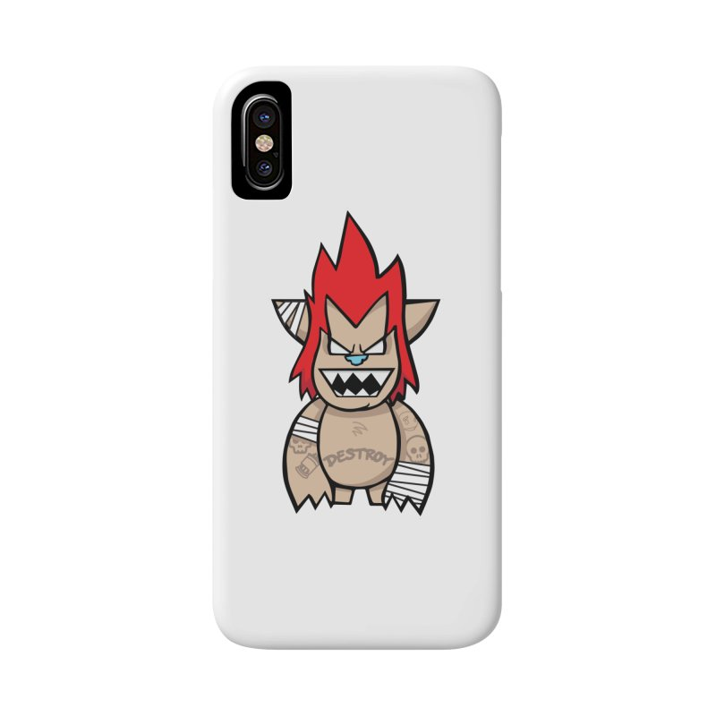 WARILLA (HARDCORE CLASSIC) Accessories Phone Case by SergAndDestroy's Artist Shop