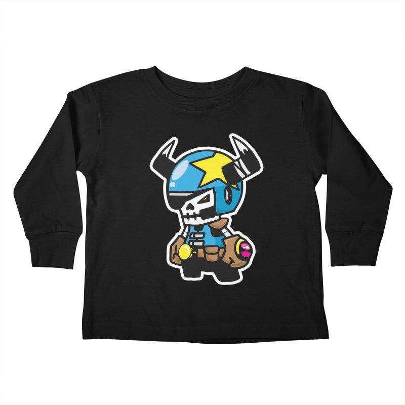 GALACTIC GAIKOTSU AKA GG Kids Toddler Longsleeve T-Shirt by SergAndDestroy's Artist Shop