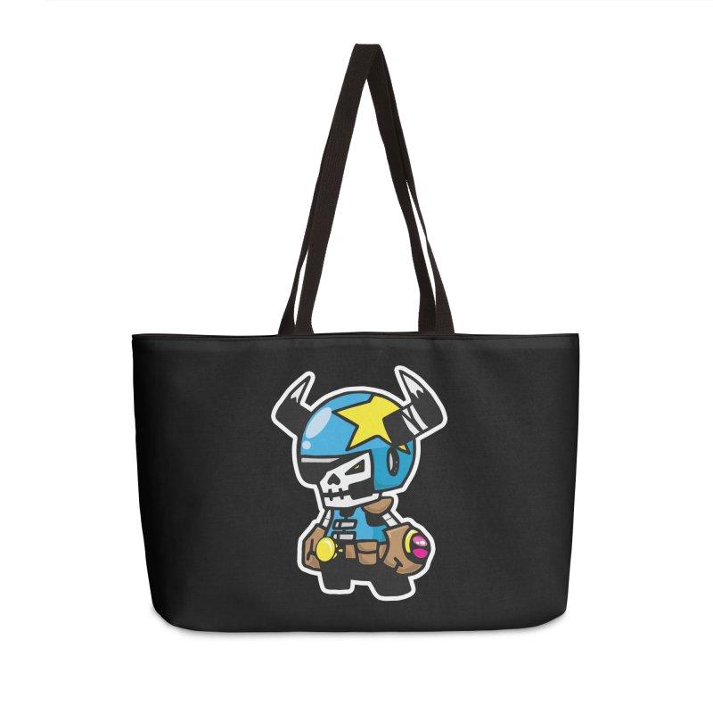 GALACTIC GAIKOTSU AKA GG Accessories Bag by SergAndDestroy's Artist Shop