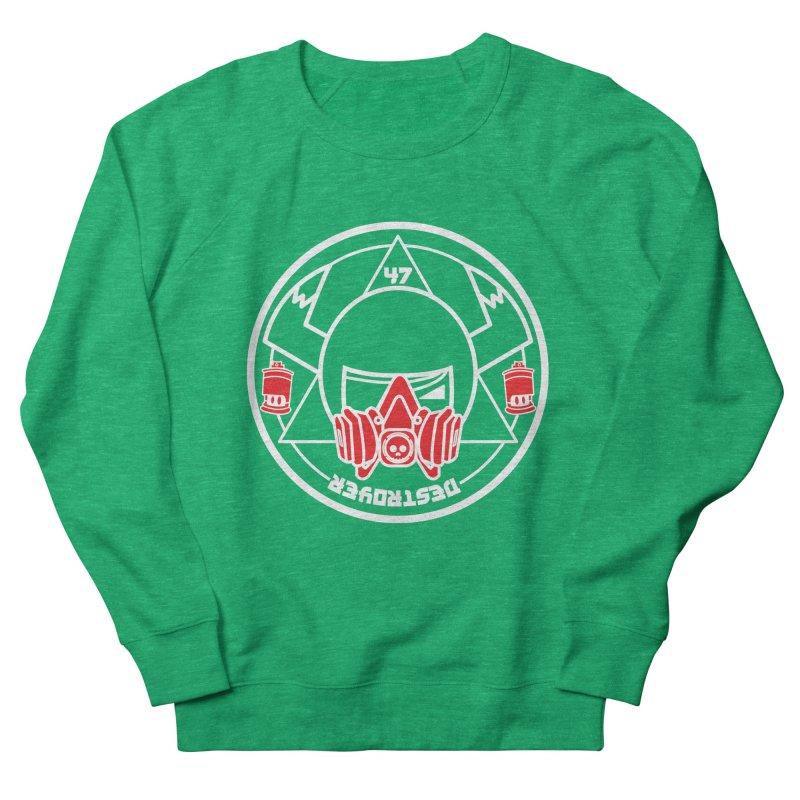 GG DESTROYER SUMMON CIRCLE Women's Sweatshirt by SergAndDestroy's Artist Shop