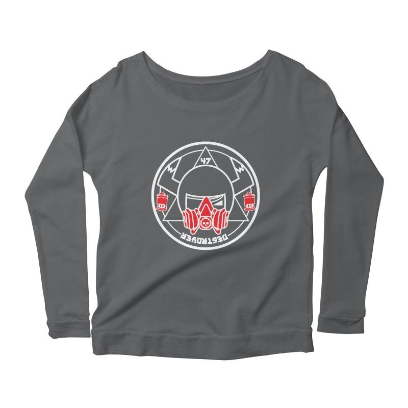 GG DESTROYER SUMMON CIRCLE Women's Longsleeve T-Shirt by SergAndDestroy's Artist Shop