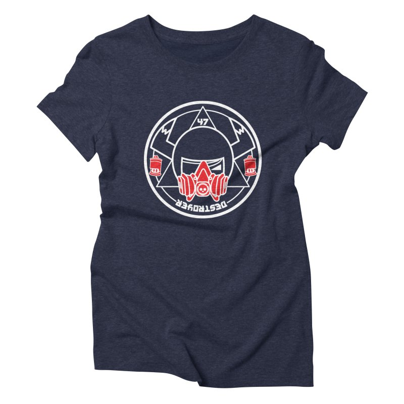 GG DESTROYER SUMMON CIRCLE Women's T-Shirt by SergAndDestroy's Artist Shop
