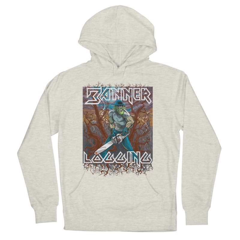 Banner Logging Women's Pullover Hoody by Seth Banner's Artist Shop