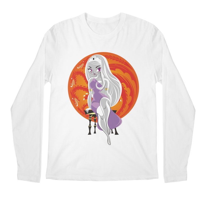 Mother of Dragons Men's Longsleeve T-Shirt by Seth Banner's Artist Shop