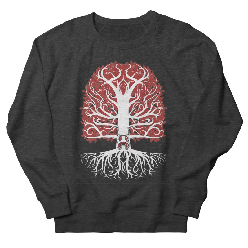 Heart Tree of the Gods' Wood Women's Sweatshirt by Seth Banner's Artist Shop