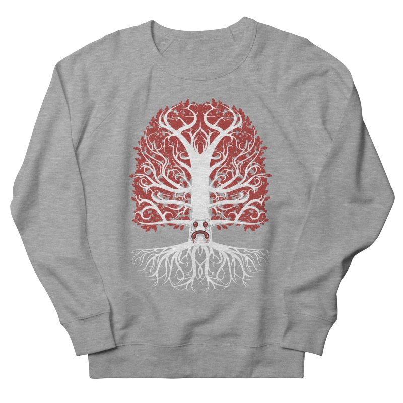 Heart Tree of the Gods' Wood Men's Sweatshirt by Seth Banner's Artist Shop