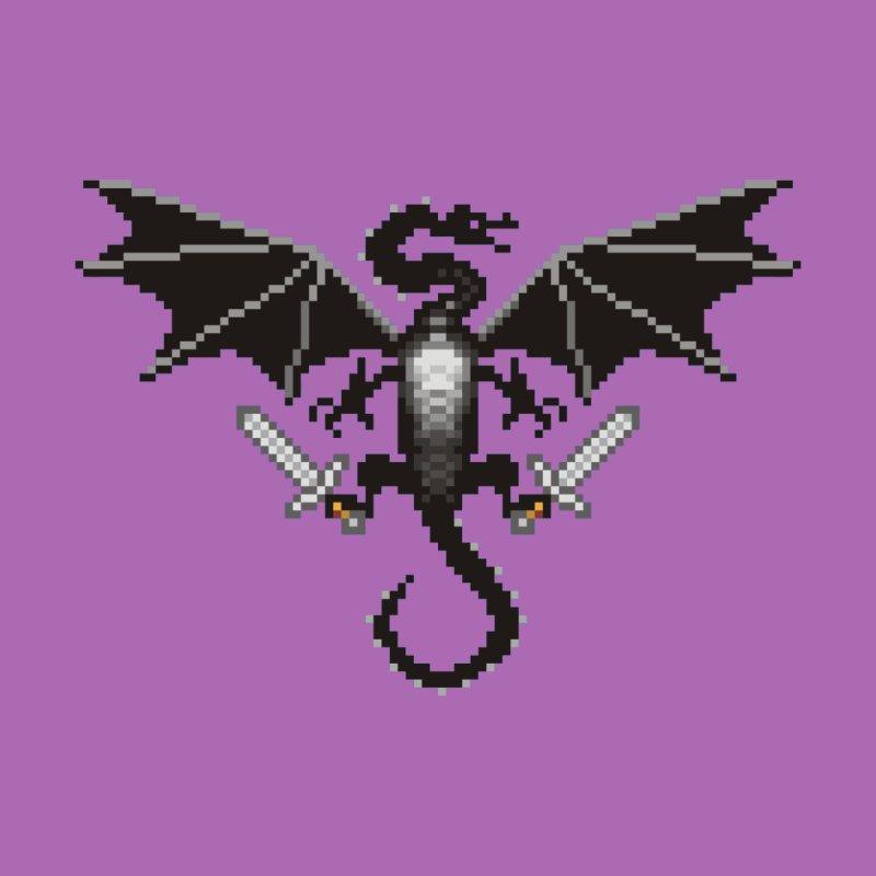 Ender Dragon Men's Triblend T-shirt by Seth Banner's Artist Shop
