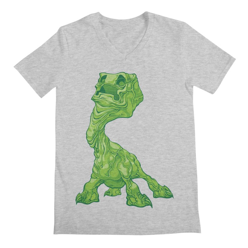 Creepy Creeper creeping. Men's V-Neck by Seth Banner's Artist Shop