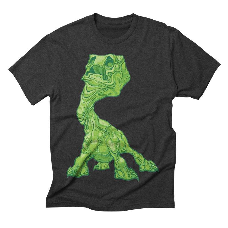 Creepy Creeper creeping. Men's Triblend T-shirt by Seth Banner's Artist Shop