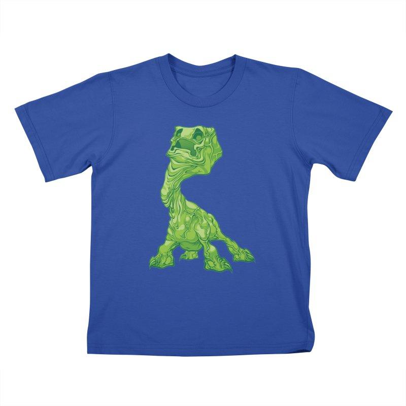 Creepy Creeper creeping. Kids T-Shirt by Seth Banner's Artist Shop