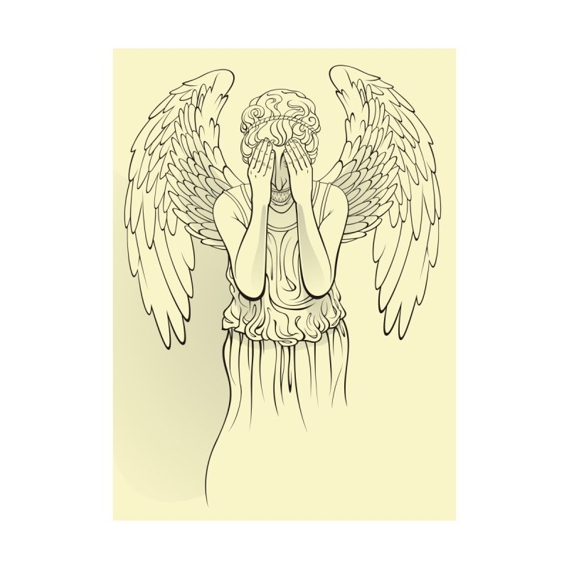 Don't Blink by Seth Banner's Artist Shop
