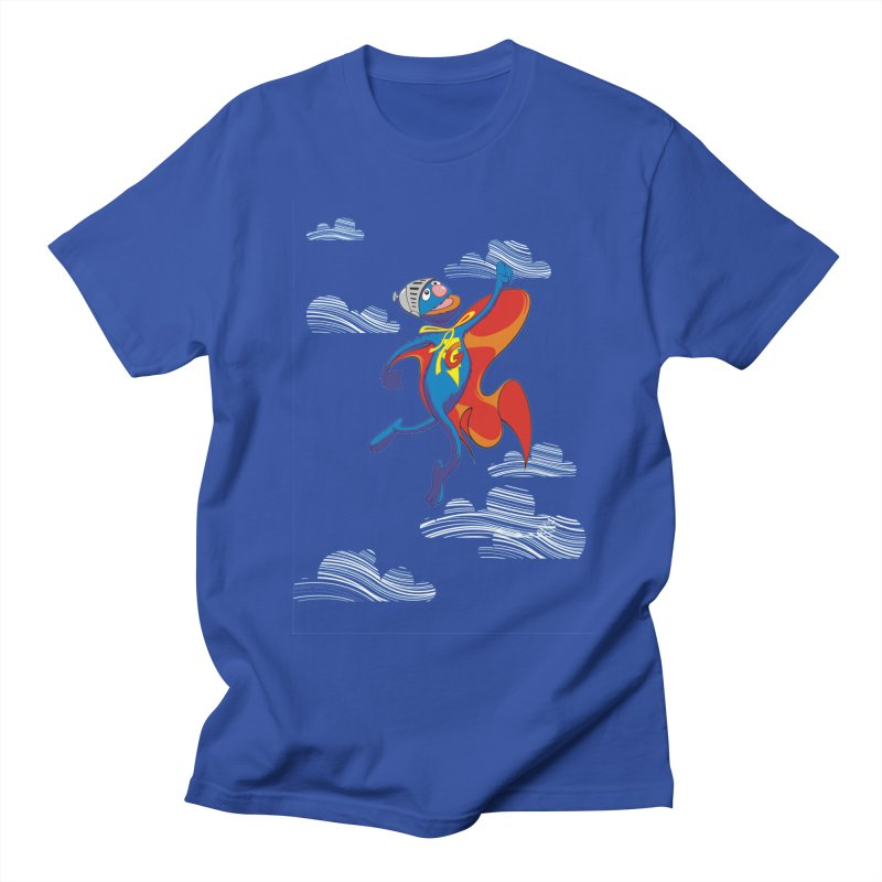 SuperGrover! Men's T-Shirt by Seth Banner's Artist Shop