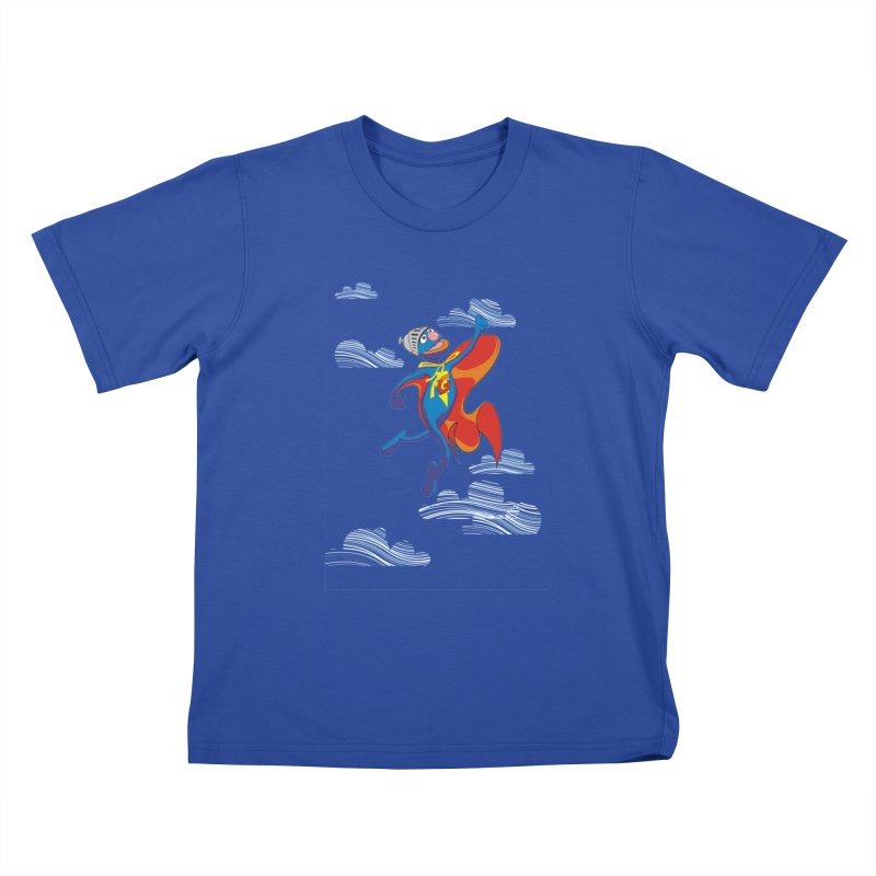 SuperGrover!   by Seth Banner's Artist Shop