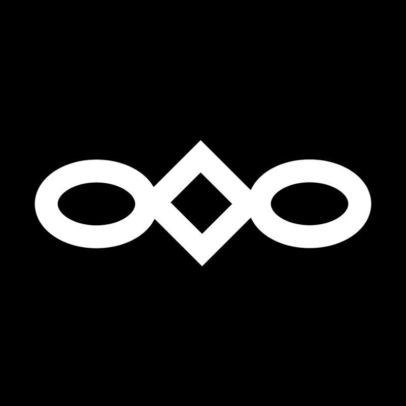 Seth Newton- Symbol in White by SethNewtonMusic & Black Rose Merchandise