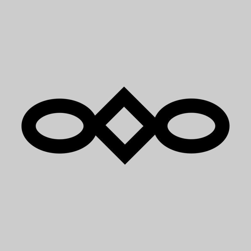 Seth Newton- Symbol in Black by SethNewtonMusic & Black Rose Merchandise