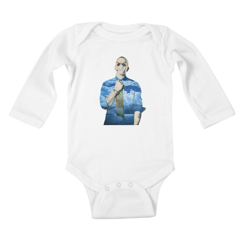 The ©andy ©ompany Kids Baby Longsleeve Bodysuit by Shadeprint's Artist Shop