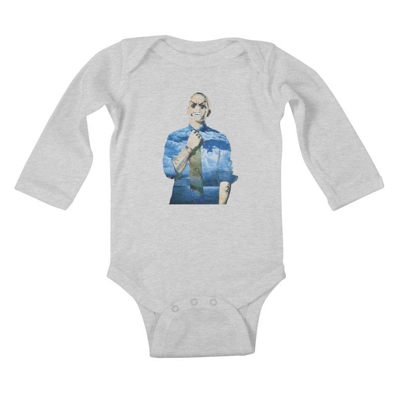 The ©andy ©ompany Kids Baby Longsleeve Bodysuit by Shadeprint's Artist Shop