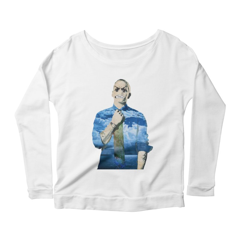 The ©andy ©ompany Women's Scoop Neck Longsleeve T-Shirt by Shadeprint's Artist Shop