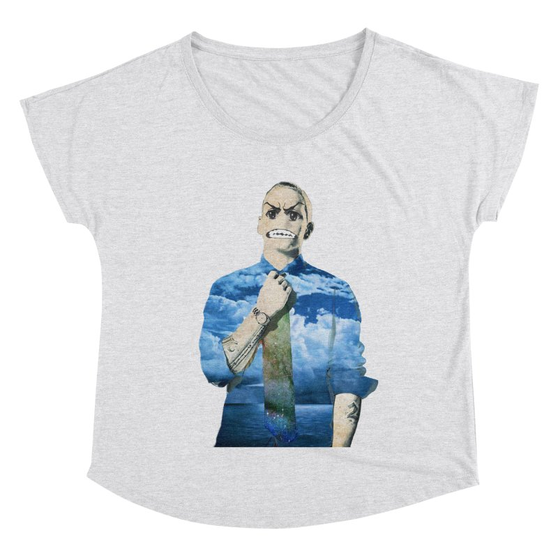 The ©andy ©ompany Women's Dolman Scoop Neck by Shadeprint's Artist Shop