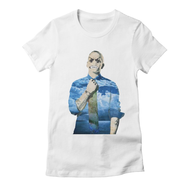 The ©andy ©ompany Women's Fitted T-Shirt by Shadeprint's Artist Shop