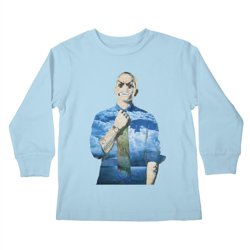 The ©andy ©ompany Kids Longsleeve T-Shirt by Shadeprint's Artist Shop
