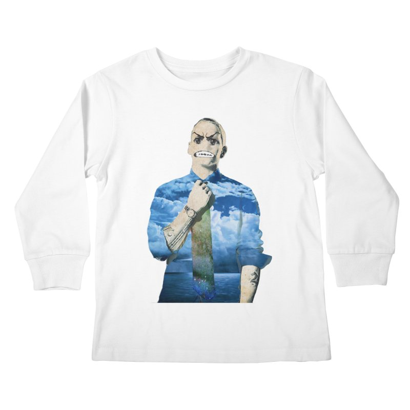 The ©andy ©ompany Kids Longsleeve T-Shirt by Shadeprint's Artist Shop
