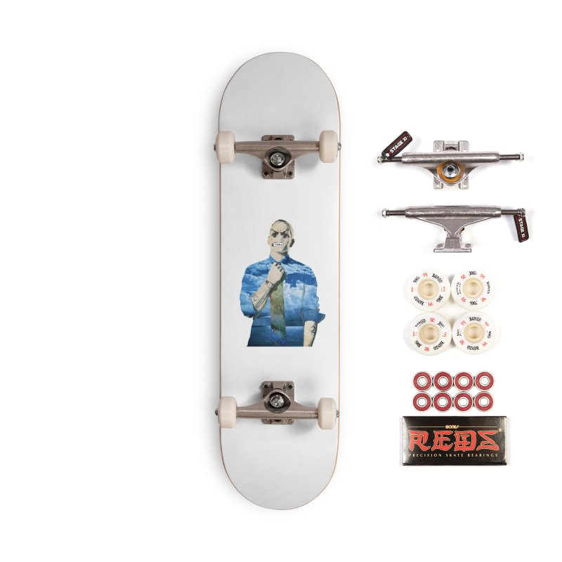The ©andy ©ompany Accessories Complete - Pro Skateboard by Shadeprint's Artist Shop