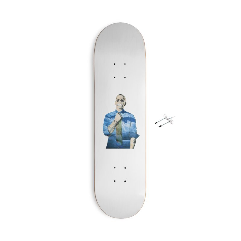 The ©andy ©ompany Accessories With Hanging Hardware Skateboard by Shadeprint's Artist Shop