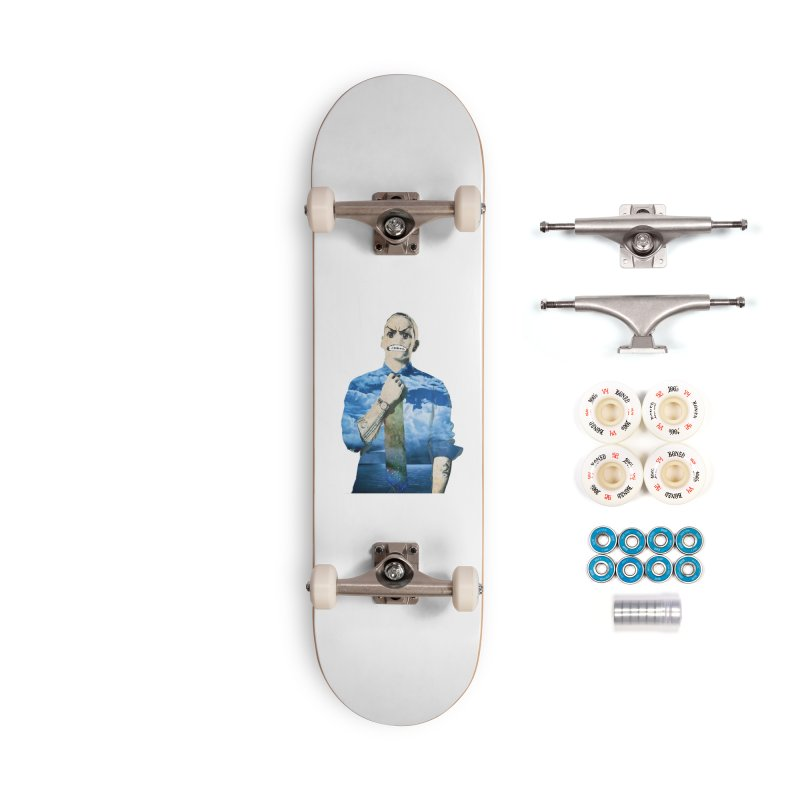 The ©andy ©ompany Accessories Complete - Premium Skateboard by Shadeprint's Artist Shop