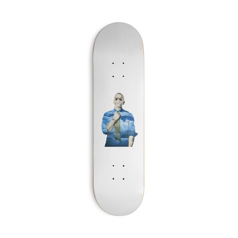 The ©andy ©ompany Accessories Deck Only Skateboard by Shadeprint's Artist Shop