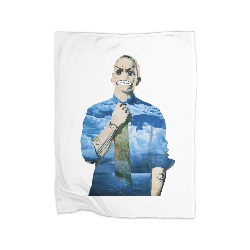 The ©andy ©ompany Home Fleece Blanket Blanket by Shadeprint's Artist Shop