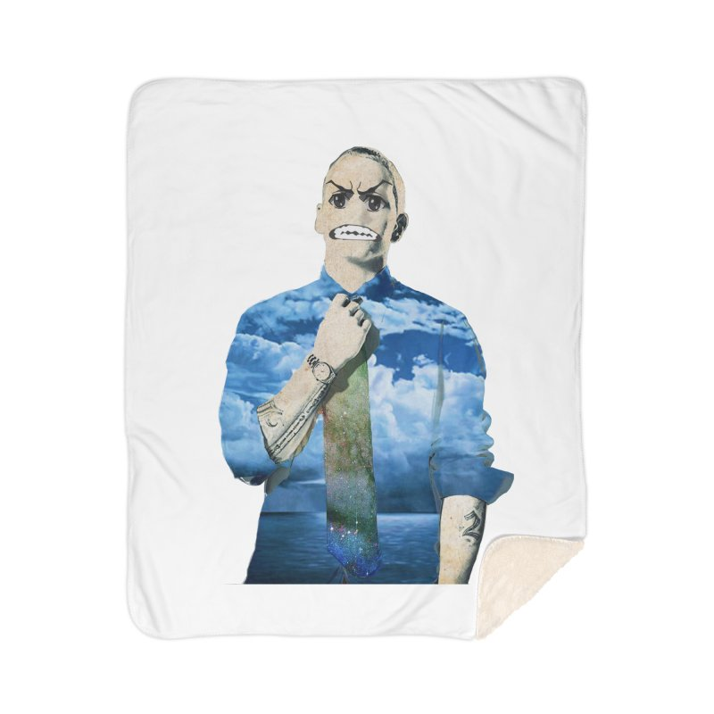 The ©andy ©ompany Home Sherpa Blanket Blanket by Shadeprint's Artist Shop