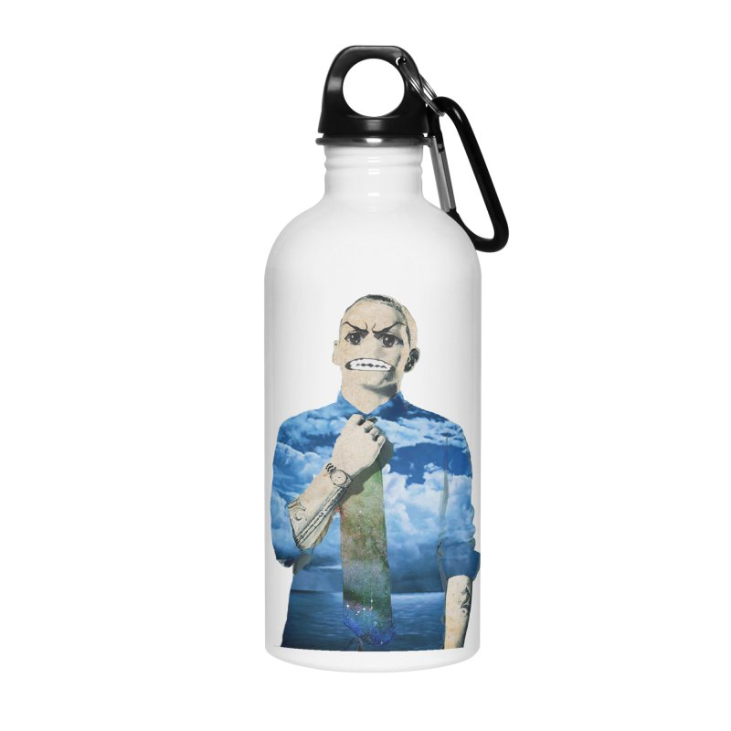 The ©andy ©ompany Accessories Water Bottle by Shadeprint's Artist Shop
