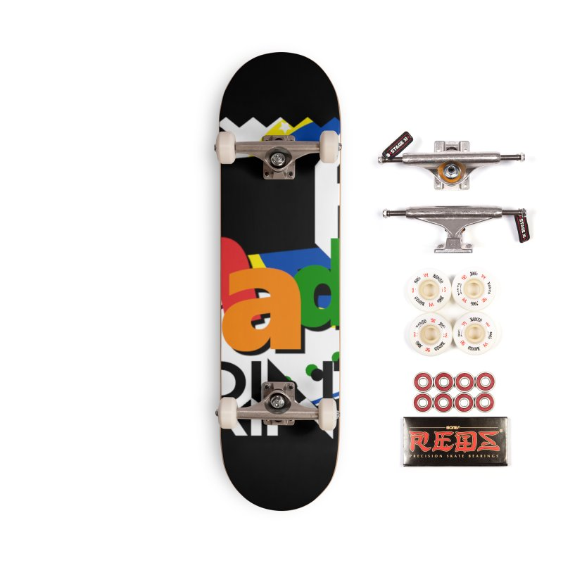 PLAY Shadeprint Accessories Complete - Pro Skateboard by Shadeprint's Artist Shop
