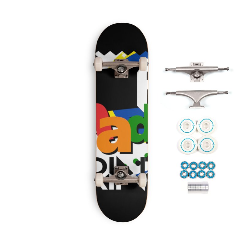 PLAY Shadeprint Accessories Complete - Basic Skateboard by Shadeprint's Artist Shop
