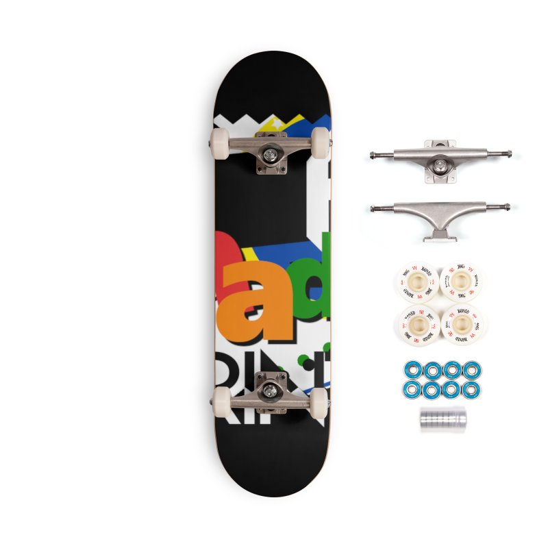 PLAY Shadeprint Accessories Complete - Premium Skateboard by Shadeprint's Artist Shop