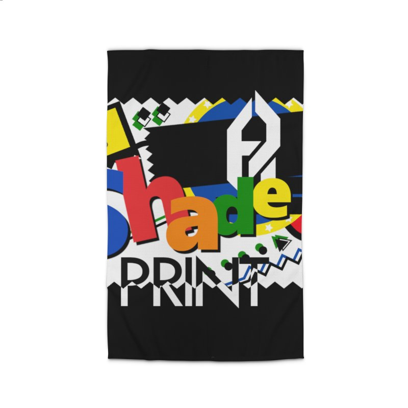 PLAY Shadeprint Home Rug by Shadeprint's Artist Shop