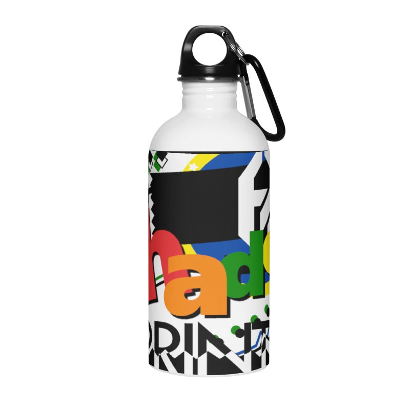 PLAY Shadeprint Accessories Water Bottle by Shadeprint's Artist Shop