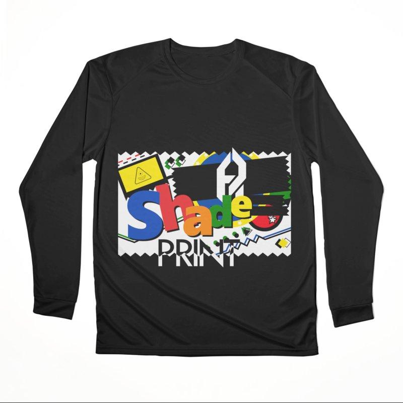 PLAY Shadeprint Men's Performance Longsleeve T-Shirt by Shadeprint's Artist Shop