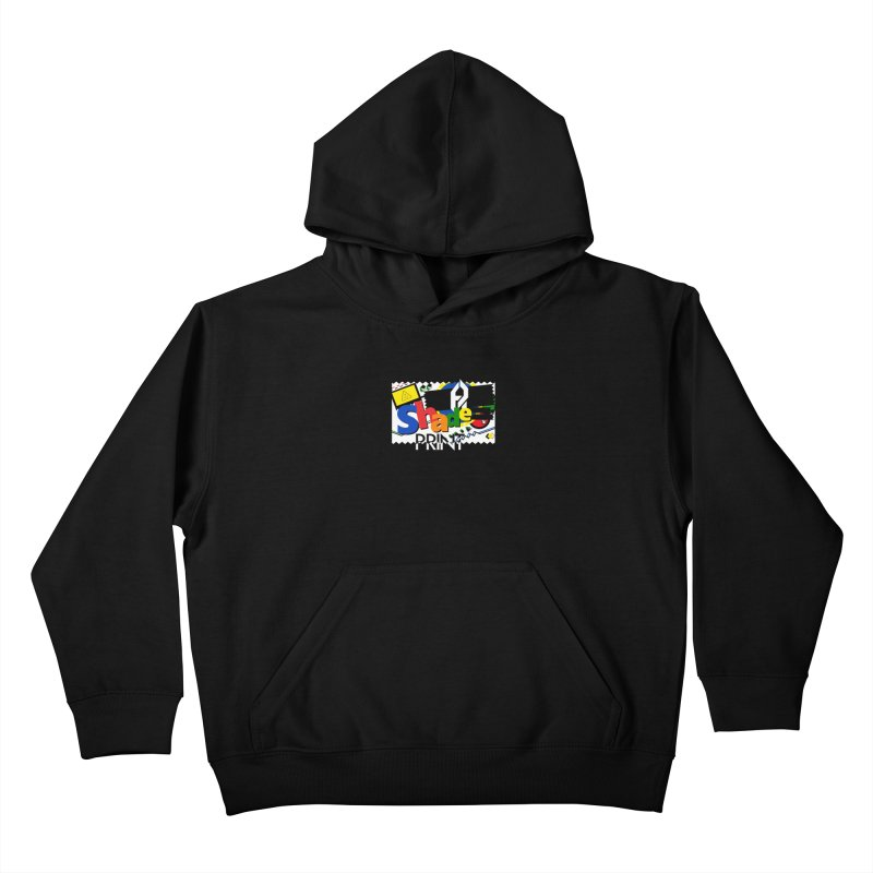 PLAY Shadeprint Kids Pullover Hoody by Shadeprint's Artist Shop