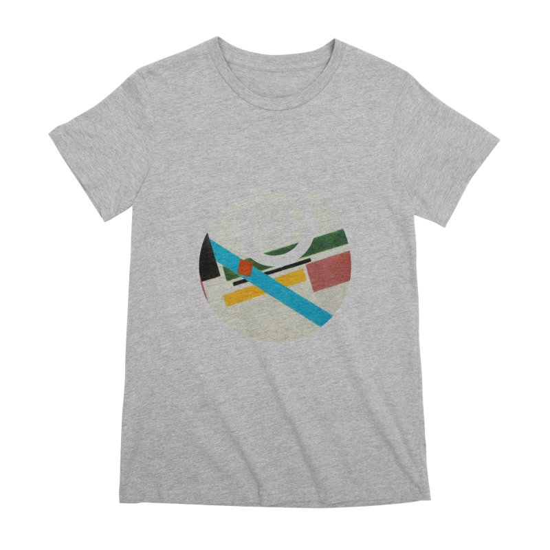 plain // clone Women's Premium T-Shirt by Shadeprint's Artist Shop