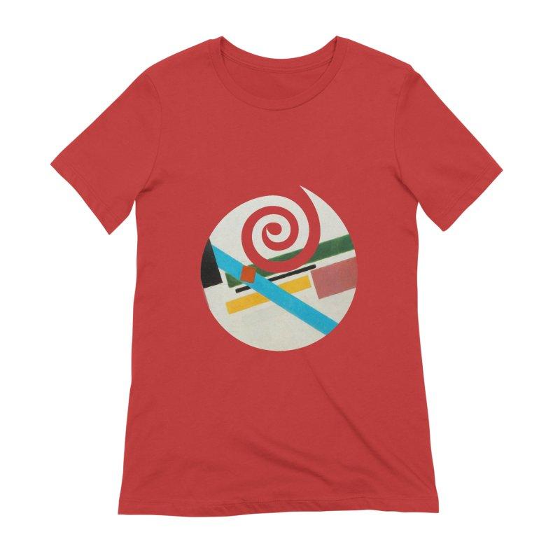 plain // clone Women's Extra Soft T-Shirt by Shadeprint's Artist Shop