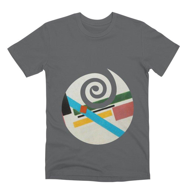 plain // clone Men's Premium T-Shirt by Shadeprint's Artist Shop