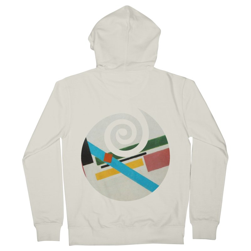 plain // clone Men's French Terry Zip-Up Hoody by Shadeprint's Artist Shop