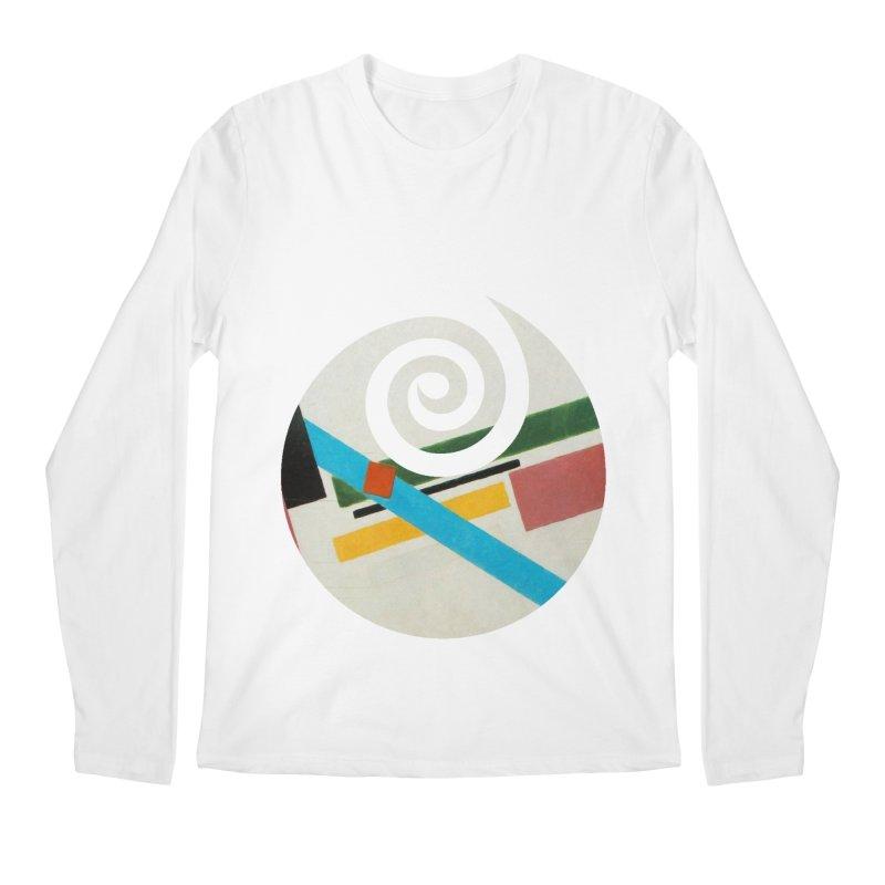plain // clone Men's Regular Longsleeve T-Shirt by Shadeprint's Artist Shop