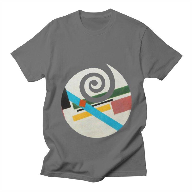 plain // clone Men's T-Shirt by Shadeprint's Artist Shop