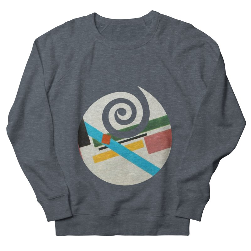 plain // clone Men's French Terry Sweatshirt by Shadeprint's Artist Shop
